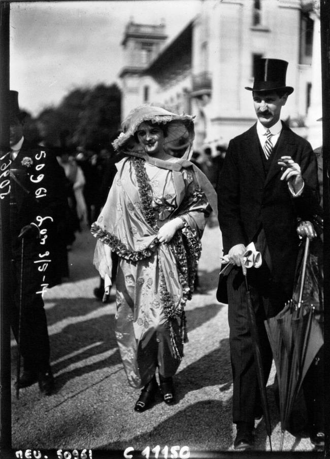 1914 3 Street Style u Parizu početkom dvadesetog veka