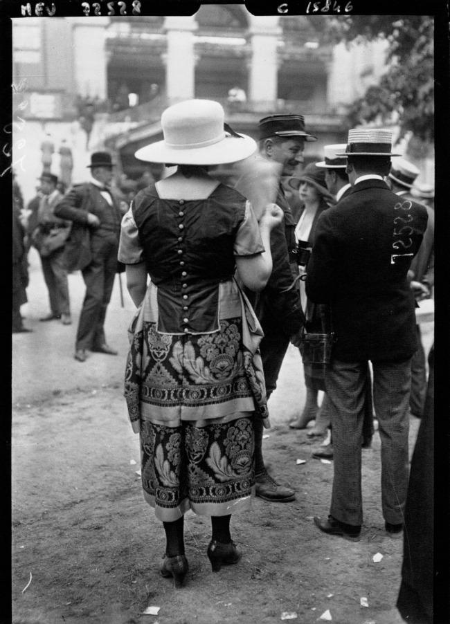 1919 2 Street Style u Parizu početkom dvadesetog veka