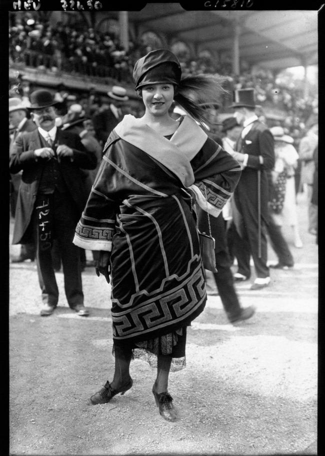 1919 4 Street Style u Parizu početkom dvadesetog veka