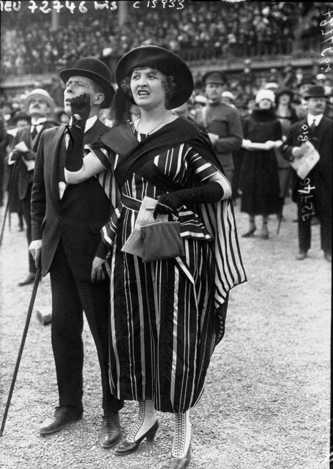 1919 5 Street Style u Parizu početkom dvadesetog veka