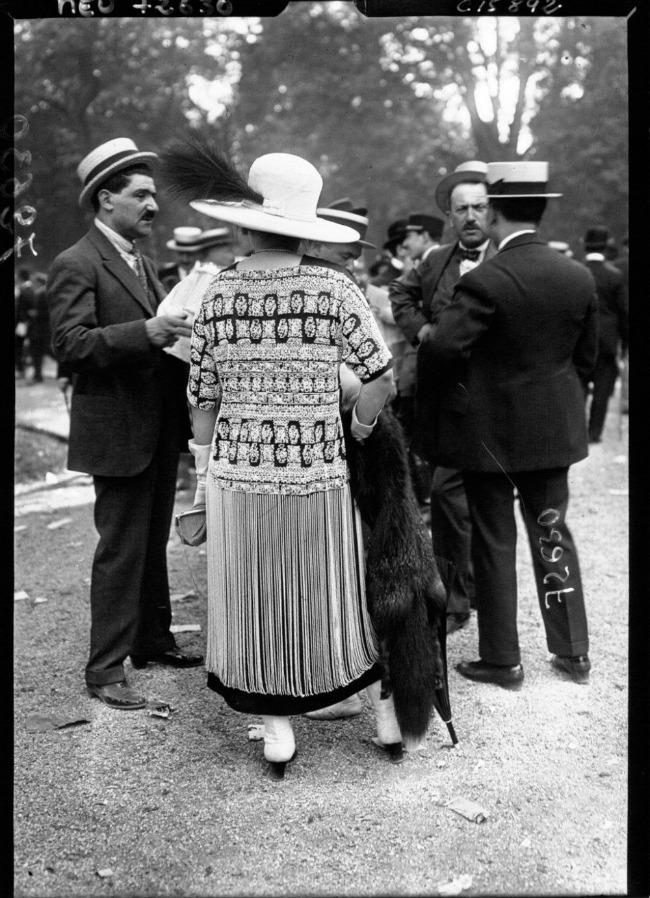 1919 Street Style u Parizu početkom dvadesetog veka