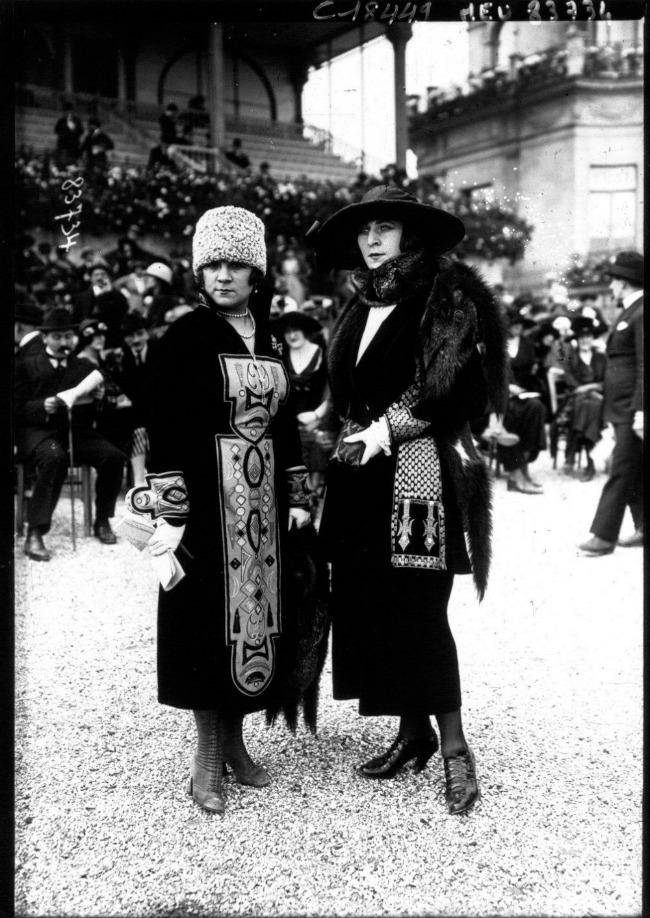 1920 1 Street Style u Parizu početkom dvadesetog veka
