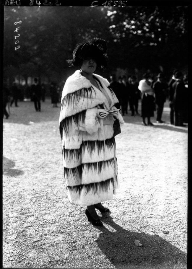 1920 Street Style u Parizu početkom dvadesetog veka