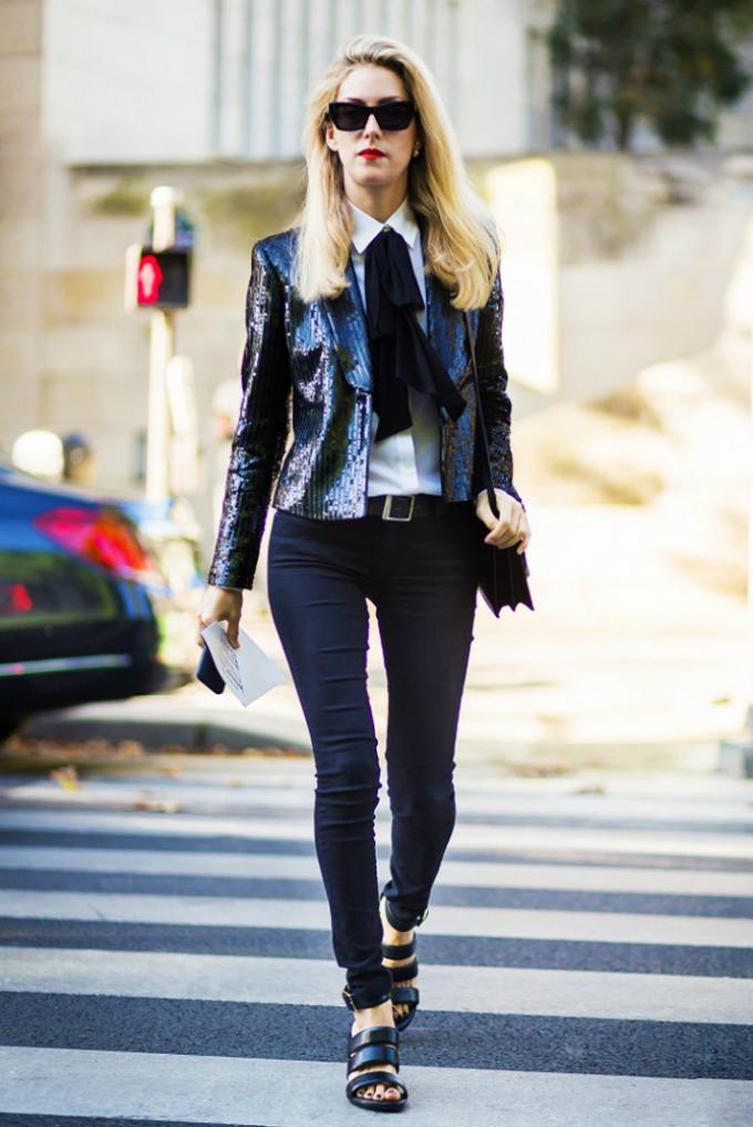 32 Nosite šljokice i tokom dana