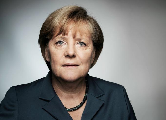 Angela Merkel Ličnost godine Angela Merkel