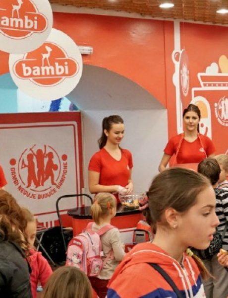 Kompanija Bambi na Festivalu nauke