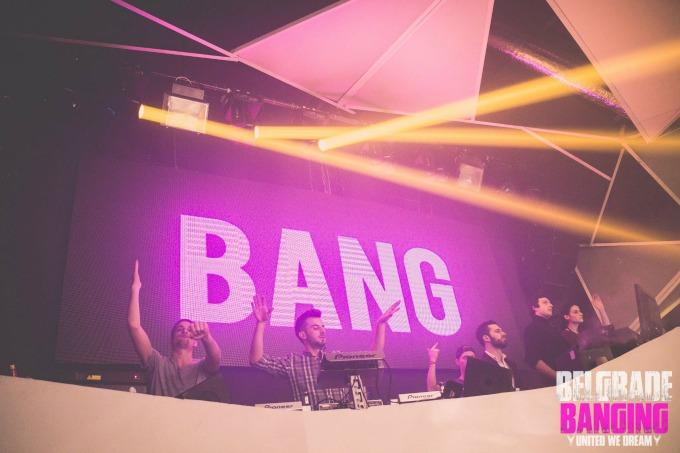 Banging 23 Belgrade Banging pripremio novogodišnja iznenađenja!
