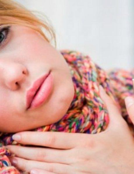 Za zdravo grlo i svež dah: žalfija, beli slez i lipa