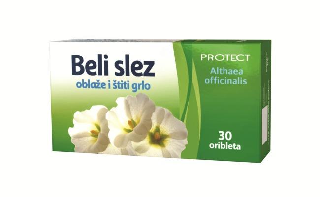 Esensa Beli slez kutija Za zdravo grlo i svež dah: žalfija, beli slez i lipa