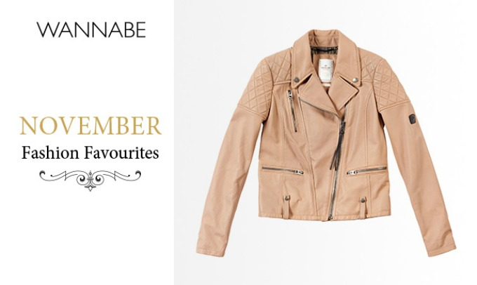 Fashion Favourites 3 Omiljeni modni komadi iz novembra
