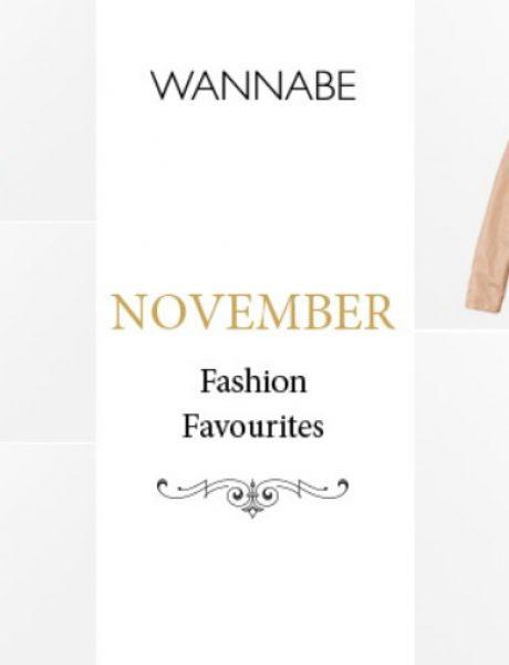 Omiljeni modni komadi iz novembra