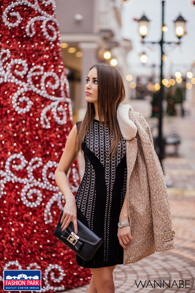 Fashion park indjija modni predlog Wannabe 8 Fashion Park Outlet Centar modni predlog: Svečano u susret Novoj godini