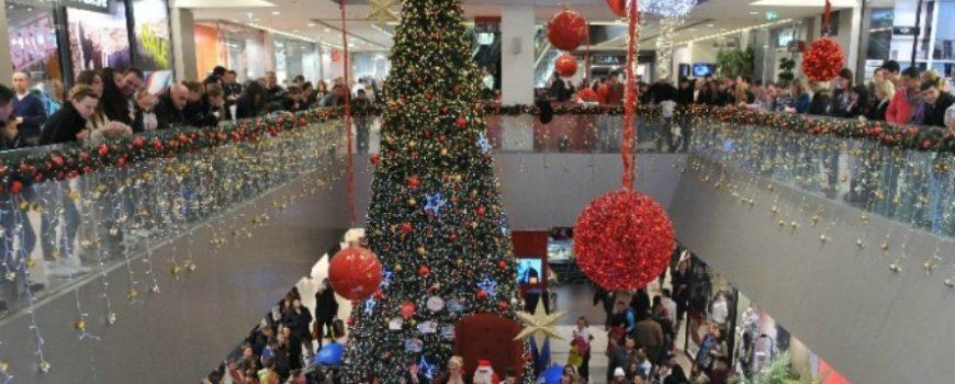 Sjajna zabava za vikend u UŠĆE Shopping Centru