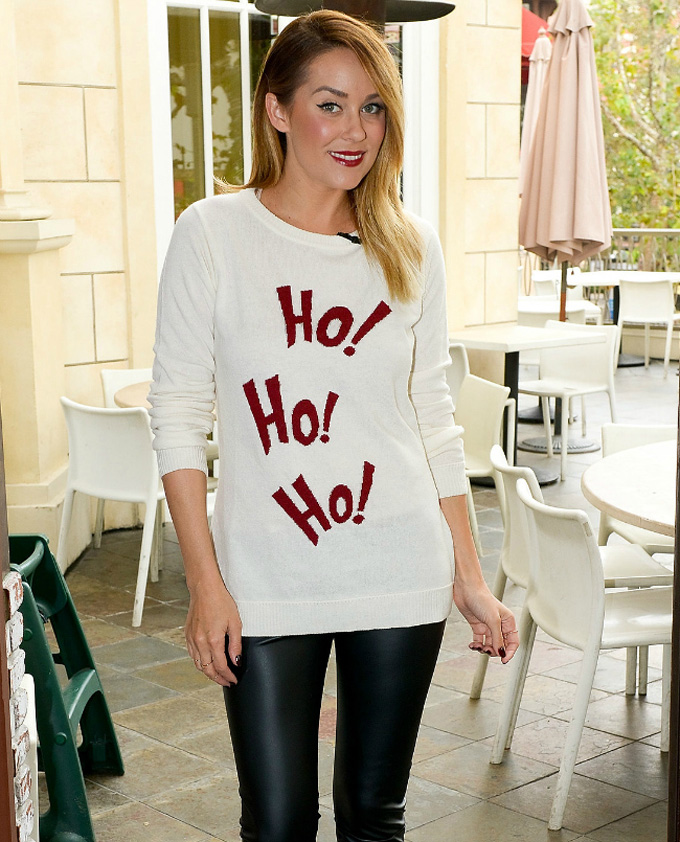 Ho Šta obući ove nedelje: Džemperi sa novogodišnjim motivima