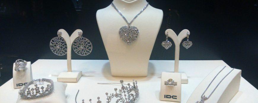 Otvorena prva izložba dijamanata u Srbiji