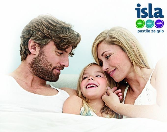 Isla 1 Nagradna igra: Isla pastile poklanjaju čitaocima novogodišnje paketiće!
