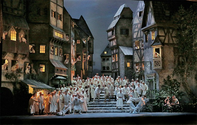 Majstori pevaci 01 Za ljubitelje opere: Majstori pevači iz Nirnberga u bioskopu Cineplexx