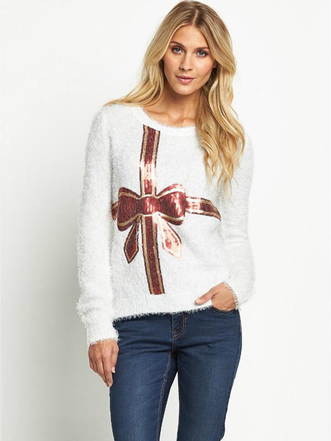 Masna Šta obući ove nedelje: Džemperi sa novogodišnjim motivima