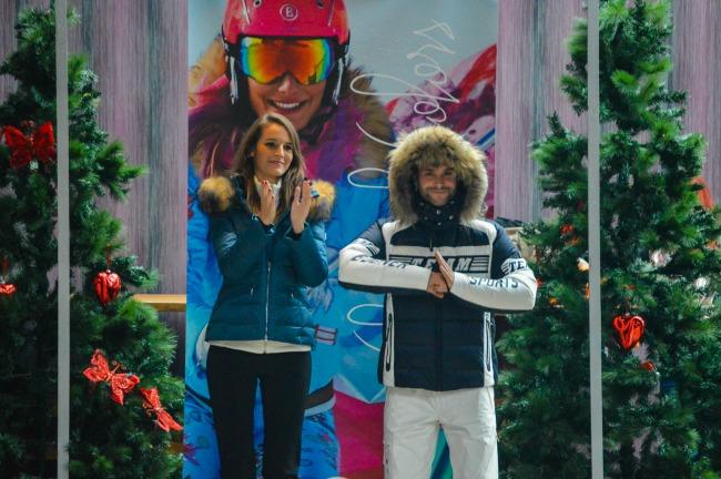 Modna revija1 Modna kolekcija zimskih brendova na Ski Openingu