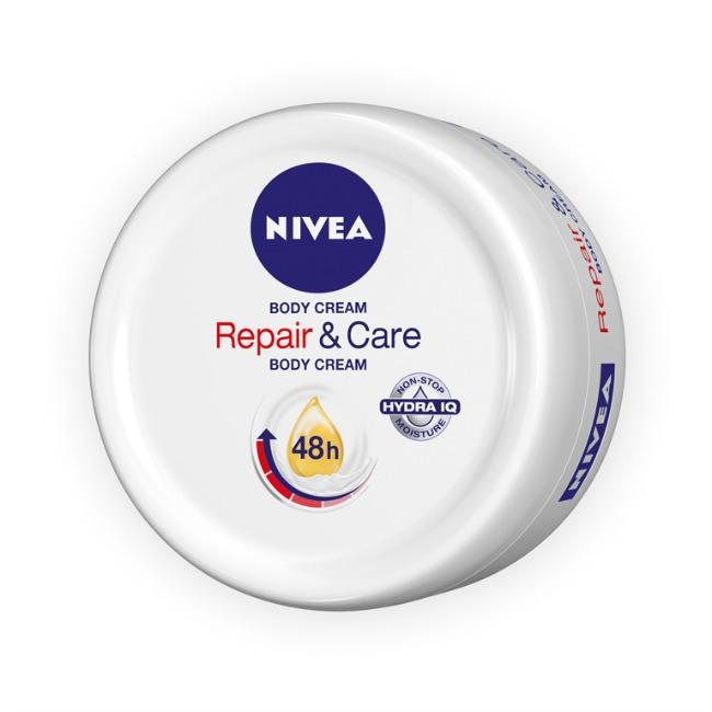 NIVEA Repair Care krema za telo Nivea: Izborite se sa suvom kožom tokom zimskog perioda