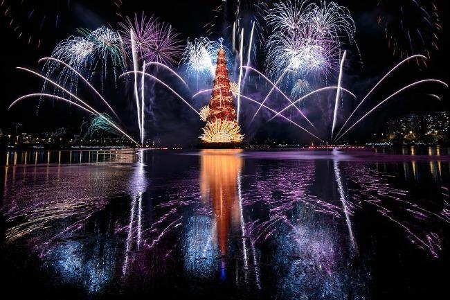 Najbolja Novogodišnja dekoracija na svetu 6 Najbolja novogodišnja dekoracija na svetu