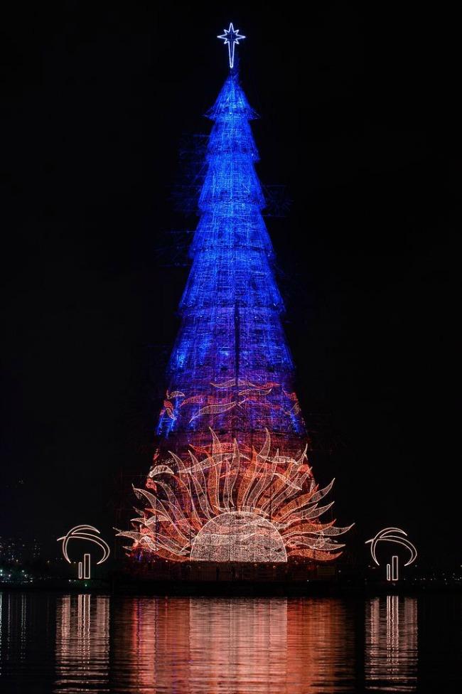 Najbolja Novogodišnja dekoracija na svetu 7 Najbolja novogodišnja dekoracija na svetu