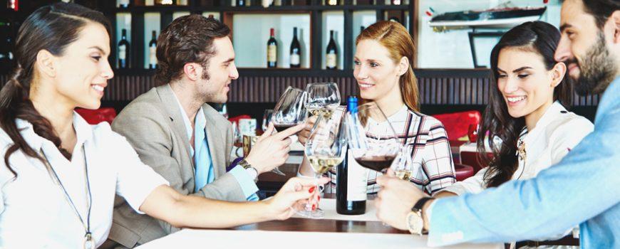 Praznično raspoloženje među poslovnim partnerima