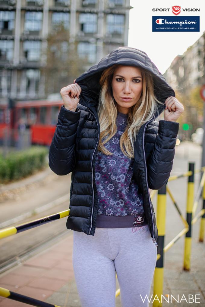 Sandra Fluid girls Champion modni predlog Wannabe 11 2 Champion modni predlog: Decembar u ljubičastom