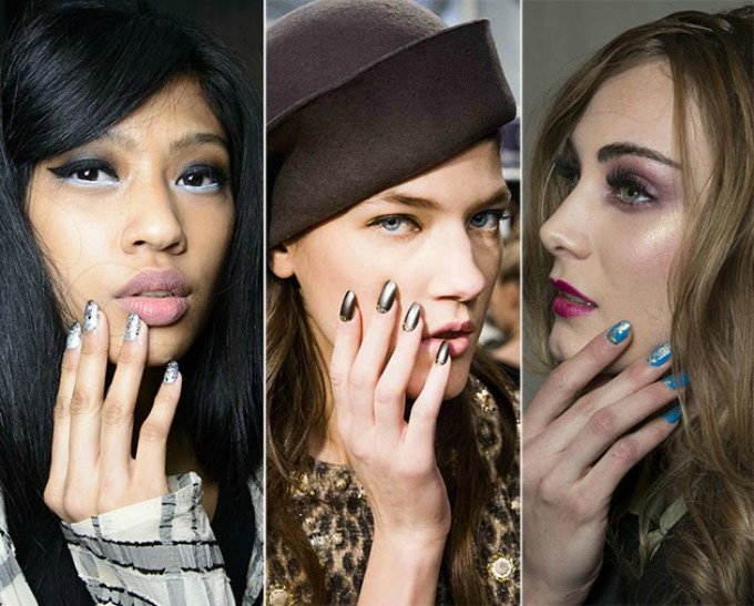 Trendi lakovi za nokte za 2015. godinu 2 Trendi lakovi za nokte za novogodišnju noć