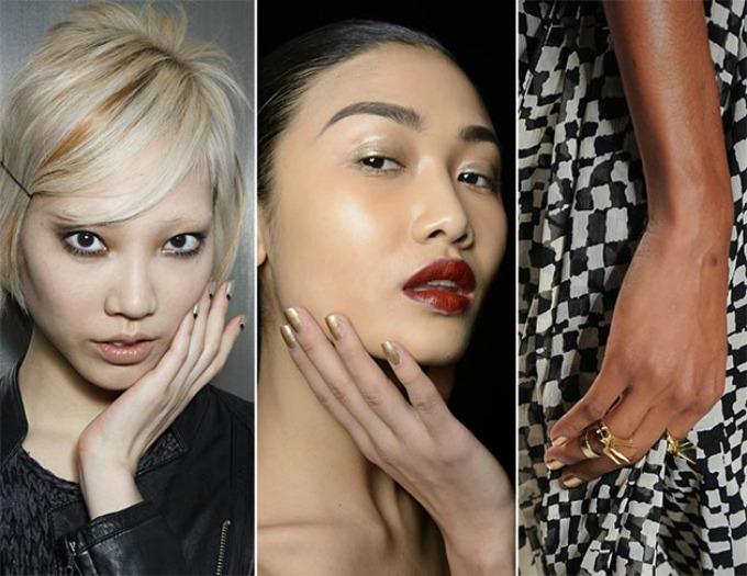 Trendi lakovi za nokte za 2015. godinu 3 Trendi lakovi za nokte za novogodišnju noć