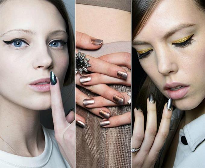 Trendi lakovi za nokte za 2015. godinu 7 Trendi lakovi za nokte za novogodišnju noć