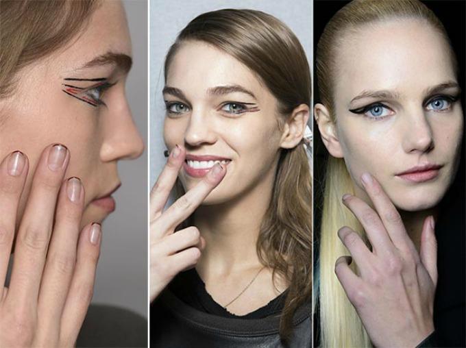 Trendi lakovi za nokte za 2015. godinu 8 Trendi lakovi za nokte za novogodišnju noć