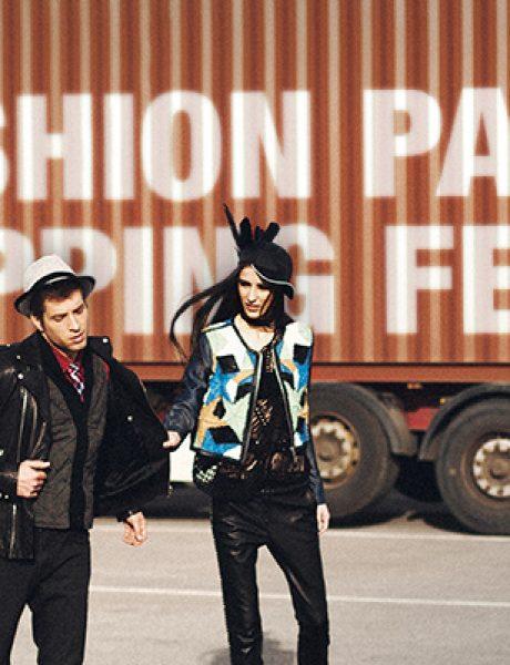 Wannabe editorijal: Fashion Park Shopping Fever