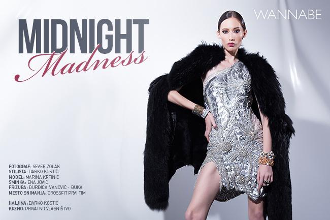 Wannabe Editorijal januar 1 Wannabe editorijal: Midnight Madness