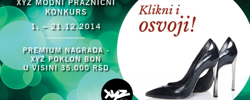XYZ Premium Fashion Store: Dobitnik glavne nagrade!