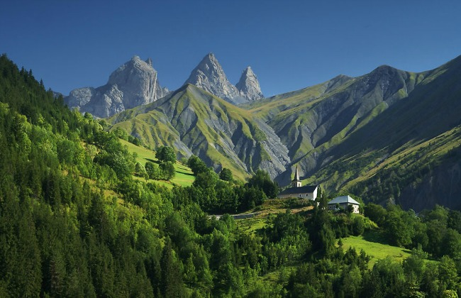 aiguilles d arves Planinarenje kao potraga ka lepotama sveta   Karol Nienartovic