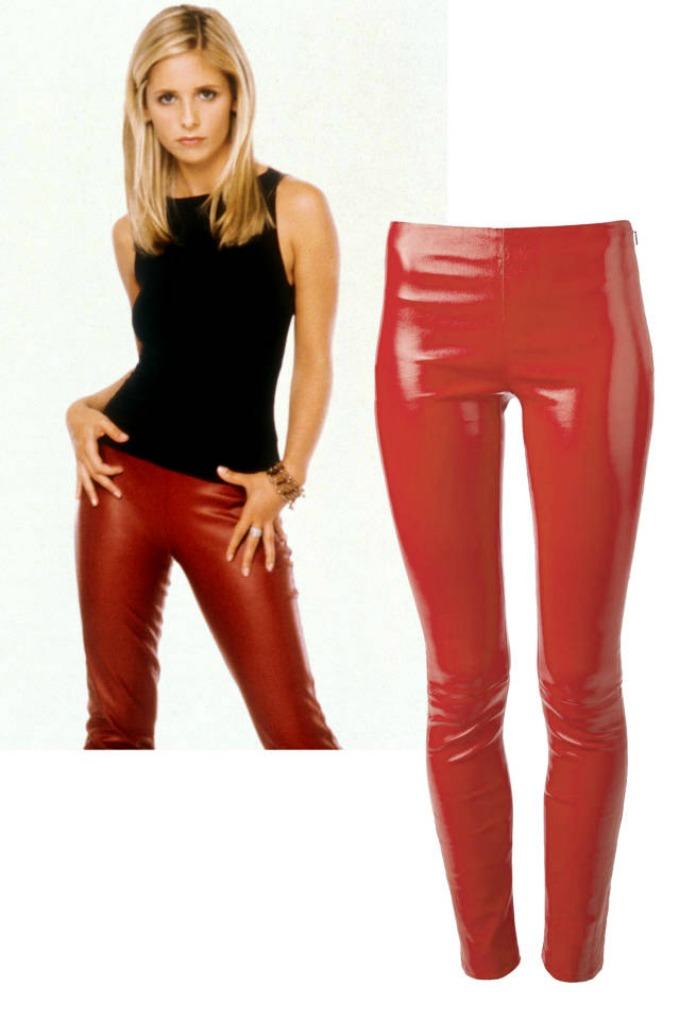 bafi Kožne pantalone: Najbolji momenti u pop kulturi