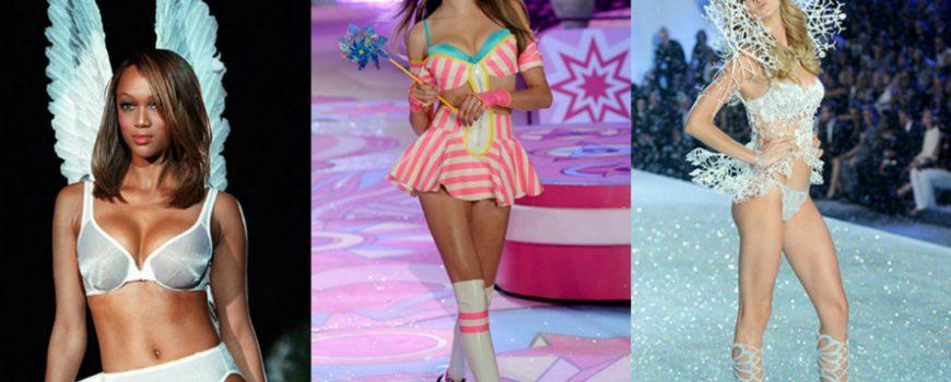 Najbolji modni momenti: Revije Victoria's Secret