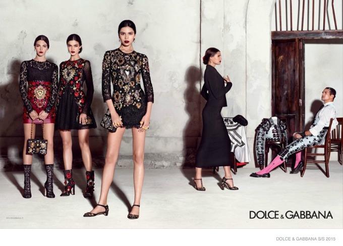 dolce gabbana 2 Duh Španije u kampanji brenda Dolce & Gabbana