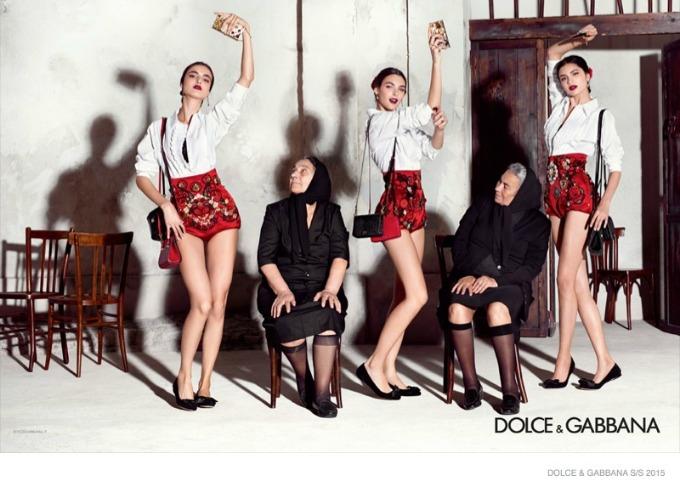dolce gabbana 3 Duh Španije u kampanji brenda Dolce & Gabbana