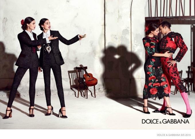 dolce gabbana 6 Duh Španije u kampanji brenda Dolce & Gabbana