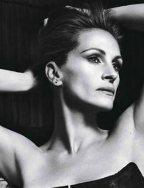 Džulija Roberts u kampanji brenda Givenchy