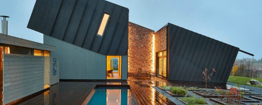 Kuća koja proizvodi i štedi energiju