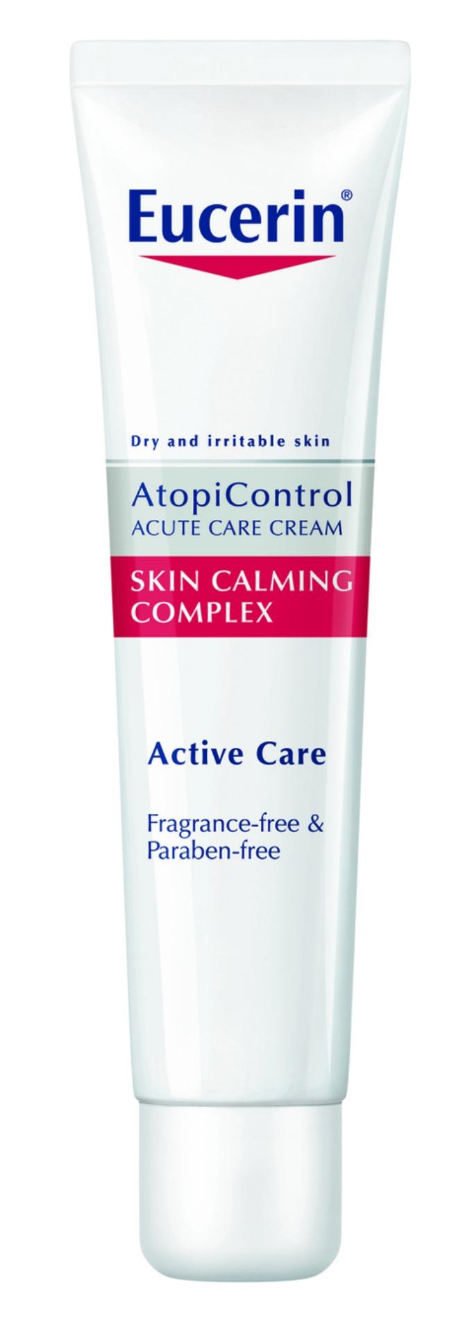eucerin 31 Eucerin: Nega kože za ublažavanje simptoma atopijskog dermatitisa