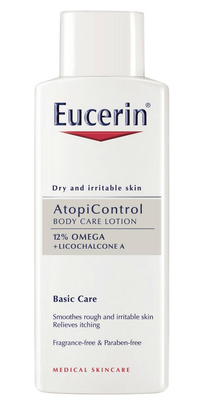 eucerin 41 Eucerin: Nega kože za ublažavanje simptoma atopijskog dermatitisa