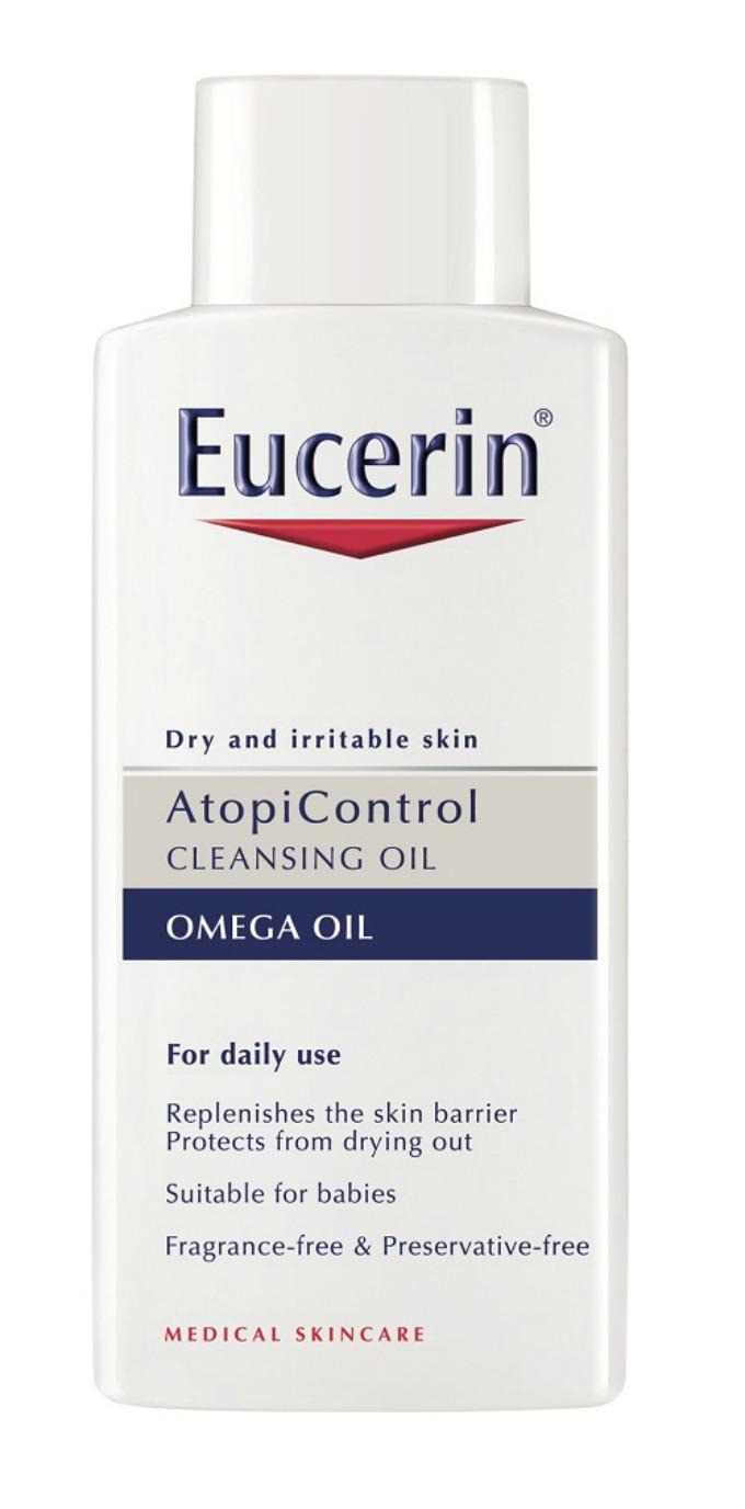 eucerin 61 Eucerin: Nega kože za ublažavanje simptoma atopijskog dermatitisa