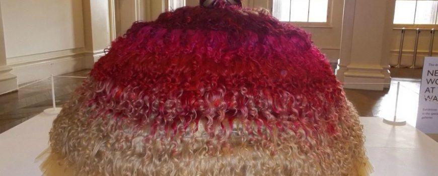 Haljine od ljudske kose