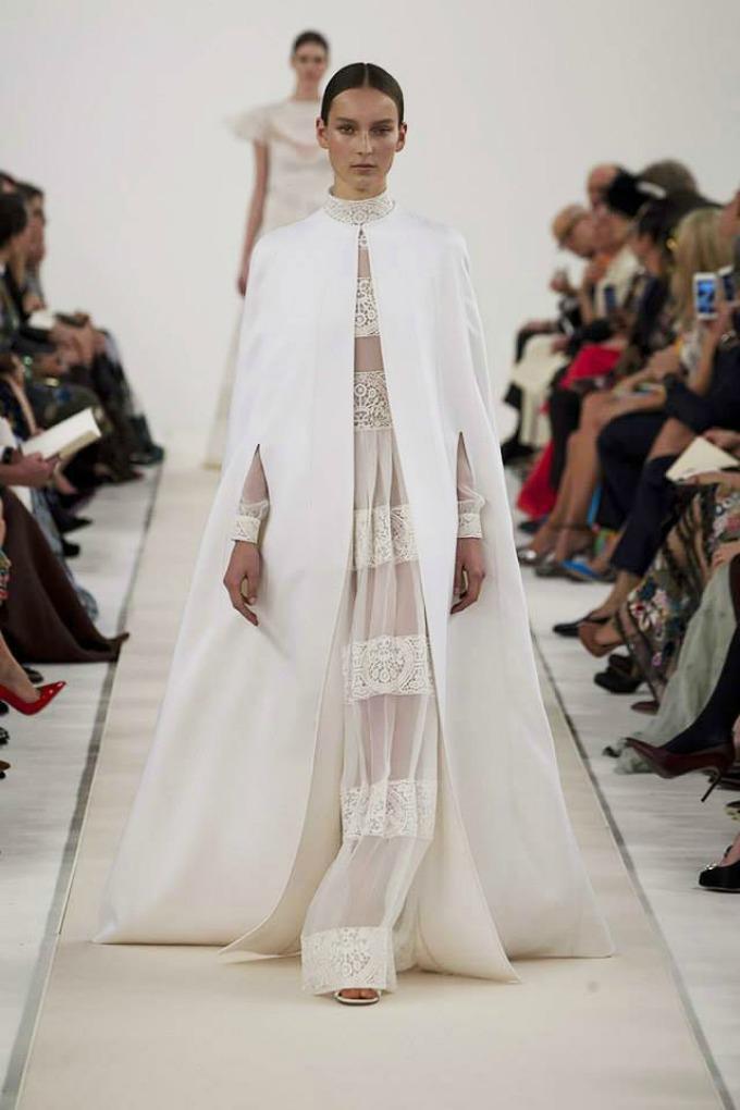 haute couture kolekcija modne kuce valentino 6 Haute couture kolekcija modne kuće Valentino
