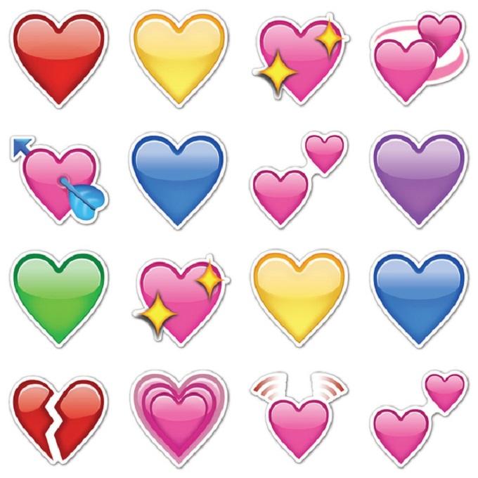 heart emoji Koja je najpopularnija reč u 2014. godini?