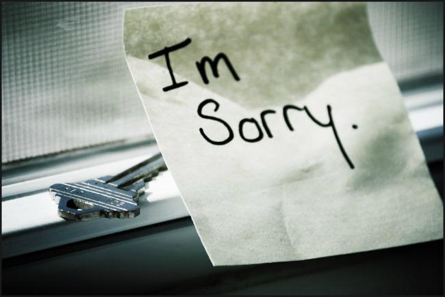 izvini Umeće življenja: Ta teška strana reč izvini